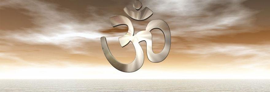 symbole bouddhiste Om